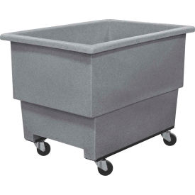 Royal Basket-Bull Cart, 26.5 Cu Ft, Granite Gray - R18-GGX-BUA-4HNN