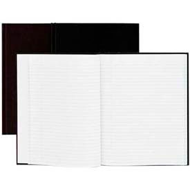 "Rediform® Executive Journal Book, 8-1/2"" x 11"", College Ruled, White, 150 Sheets/Pad"