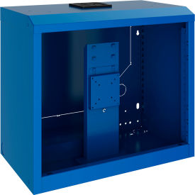 Rousseau Wall-Mounted Cabinet, Avalanche Blue