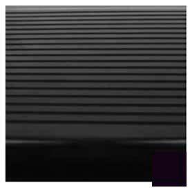 "Stair Tread Square Nose 36""L - Black"