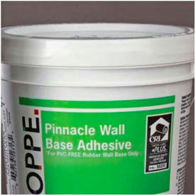 Cove Base Adhesive, Pinnacle Rubber - 4 Gallon
