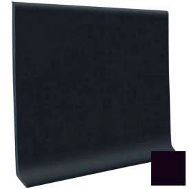 """Cove Base Pinnacle Rubber No Toe 4""""X1/8""""X120' Coil - Black"""
