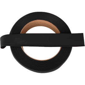 "Vinyl Wall Base Coil 6"" x .08"" x 120' Black"