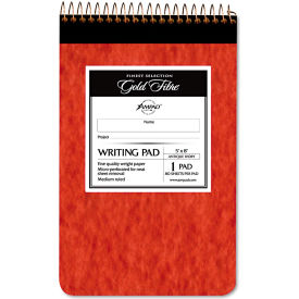 "Ampad Gold Fibre Retro Writing Pad 20007, 5"" x 8"", Antique Ivory, 80-Sheets/Pad, 1/Pack by"