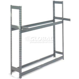 Tire Storage Rack 60 X 21 X 84, 24 Tire Capacity, Seismic Zone Application, Add On