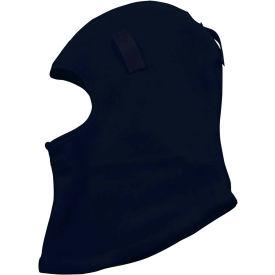 Petra Roc Balaclava Fleece Head Wear Ski Mask & Hardhat Liner, Black, One Size, BMSK-S1 by