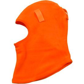 Petra Roc Balaclava Fleece Head Wear Ski Mask & Hardhat Liner, Orange, One Size, OMSK-S1 by