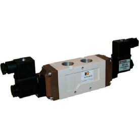 ROSS 5/3 Closed Center Double Solenoid Controlled Directional Valve, 24VDC, 9577K1010W