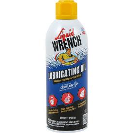 Liquid Wrench® Lubricating Oil, 11 oz. Aerosol - L212 - Pkg Qty 12