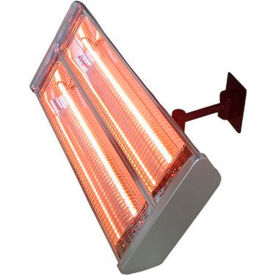 Hiland Patio Heater HLI-1531 Electric 1500W 120V Indoor/Outdoor Wall Mount