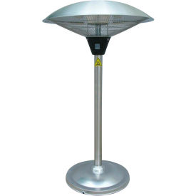 Hiland Patio Heater HLI-1821 Electric 1500W 120V Table Top S