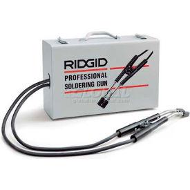 RIDGID Model No. RT-175 Professional Soldering Gun, Electric, 230V by