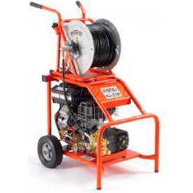 RIDGID® KJ-3100 Gas Jetter W/Hose Reel