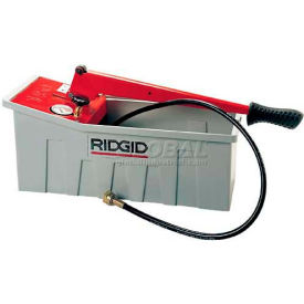 "RIDGID® Model No. 1450 Pressure Test Pump, 725 Psi, 1/2"" Npt"