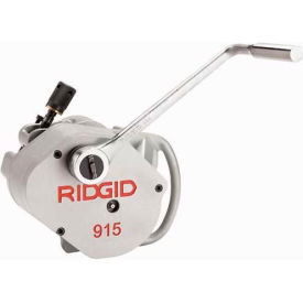 """RIDGID® 1-1/4"""" - 1-1/2"""" Pipe Roll Set For Use With 915 Drive & Groove"""