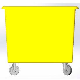8 Bushel-Baseless W/O Insert- Yellow  color