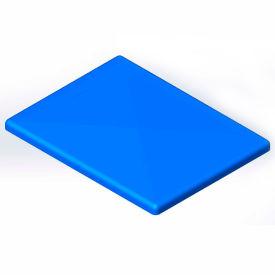 Lid for 8 Bushel cart- Blue color