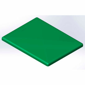 Lid for 10 Bushel cart- Green color