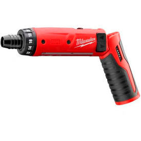 "Milwaukee 2101-20 M4 1/4"" Hex Screwdriver Bare Tool Only"
