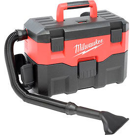 Milwaukee® 0880-20 M18™ 2-Gallon Cordless Wet/Dry Vacuum (Bare Tool Only)