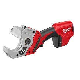 Click here to buy Milwaukee 2470-20 M12 Cordless PVC Shear Bare (Bare Tool Only).