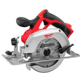 "Milwaukee® 2630-20 M18™ Cordless 6-1/2"" Circular Saw (Bare Tool Only)"