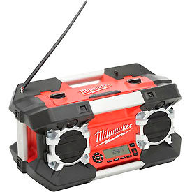 Milwaukee® 2790-20, Jobsite Radio