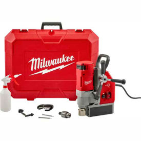 Milwaukee 4272-21 Magnetic Drill Press Kit, 14-7/64 in. H