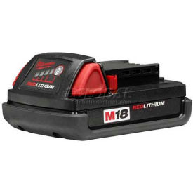 Milwaukee® 48-11-1815 18V Li-Ion M18 Battery 1.5Ah Compact