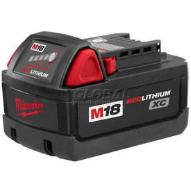 Milwaukee® 48-11-1828 18V Li-Ion M18 Battery 3Ah Extended Capacity