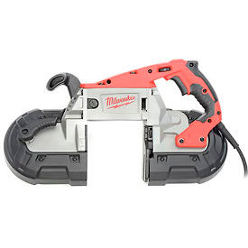 Milwaukee® 6232-21 Deep Cut Variable Speed Band Saw Kit