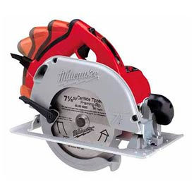 "Milwaukee 6394-21 7-1/4"" Circular Saw W/ QUIK-LOK Cord, Brake and Case"