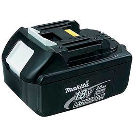 Makita® BL1830B 18V Li-Ion LXT Battery 3Ah Extended Capacity