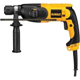 "DeWALT® D25012K 7/8"" Compact SDS Rotary Hammer Kit, 6 Amp"