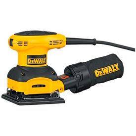 DeWALT® DWE6411 1/4 Sheet Palm Grip Sander