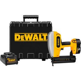 """DeWALT® DC608K 18 Gauge 2"""" Cordless Brad Nailer Kit"""
