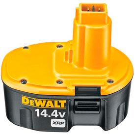 DeWALT® DC9091 14.4V NiCD XR Battery 2.4Ah Extended Capacity
