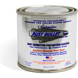 Rust Bullet Automotive Formula Rust Inhibitive Coating 1/4 Pint Can 24/Case - RBA49-C24