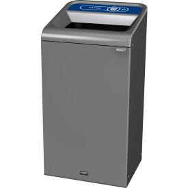 Rubbermaid 23 Gallon Configure Decorative Waste Container, Paper Lid - 1961623