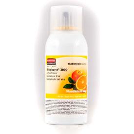 Rubbermaid® Microburst 3000 Aerosol Refill - Mandarin Orange - FG402408 - Pkg Qty 12