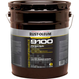 Rust-Oleum 9100 Low VOC Standard Activator (<250 g/l), 5 Gallon Pail - 206232