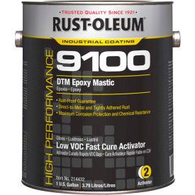 Rust-Oleum 9100 Low VOC Fast Cure Activator (<250 G/L), Gallon Can - 214432 - Pkg Qty 2