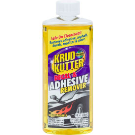Krud Kutter Decal & Adhesive Remover, 8 oz. Bottle - 302819 - Pkg Qty 6