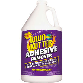 Krud Kutter Adhesive Remover, Gallon Bottle - AR014 - Pkg Qty 4