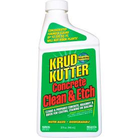 Krud Kutter Concrete Clean & Etch, 32 oz. Bottle 6/Case - CE326 - Pkg Qty 6