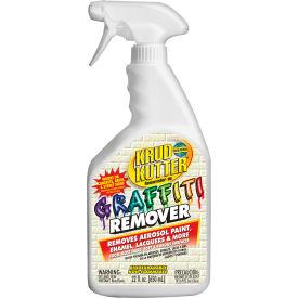Krud Kutter Graffiti Remover, 22 oz. Trigger Spray Bottle - GR226 - Pkg Qty 6