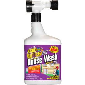 Krud Kutter House Wash, 56 oz. Hose Mount Bottle 4/Case - HW56H4 - Pkg Qty 4