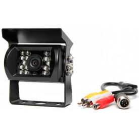Rear View Safety 130 Degree Camera W/ 18 Infra-Red Illuminators RVS-771