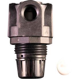 "Milton S-1146 Mini Low Pressure Regulator 1/4"" NPT 250 PSI Gauge Not Included"
