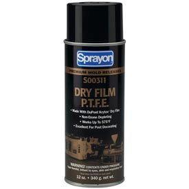 Sprayon MR311 Dry Film Release Agent, 12 oz. Aerosol Can - SC0311000 - Pkg Qty 12